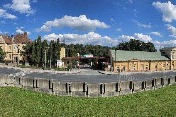 Nemocnica v Levoči.