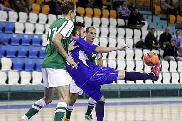 Dvoma gólmi prispel Juraj Fuska.