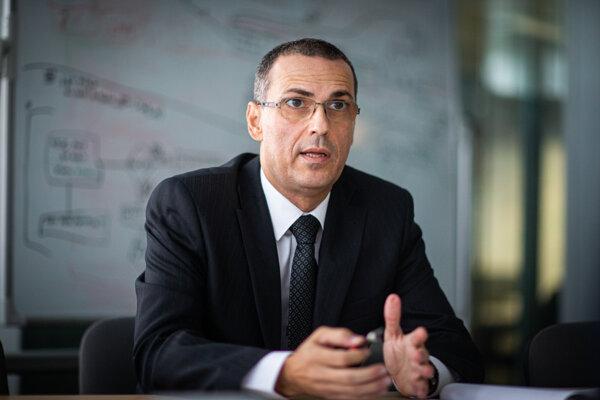 Prokurátor Maroš Žilinka.