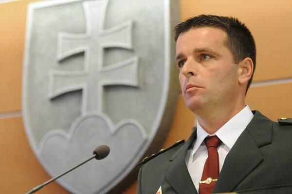 Bývalý námestník riaditeľa SIS Boris Beňa.