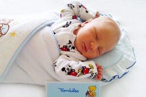 Tomáš Korec z Prievidze sa narodil 19. novembra v Bojniciach