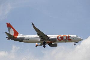 Let na linke Sao Paulo – Porto Allegre uskutočnil najväčší letecký prepravca v krajine, spoločnosť Gol.