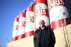 Pivovarnícka kariéra Jána Čerkalu začala v roku 1981 v Pivovare Šariš.