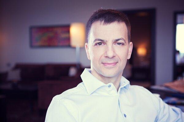 Roman Takáč, jeden z kandidátov na šéfa SND.
