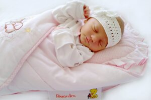 Alexandra Geierová z Prievidze sa narodila 5.12. v Bojniciach