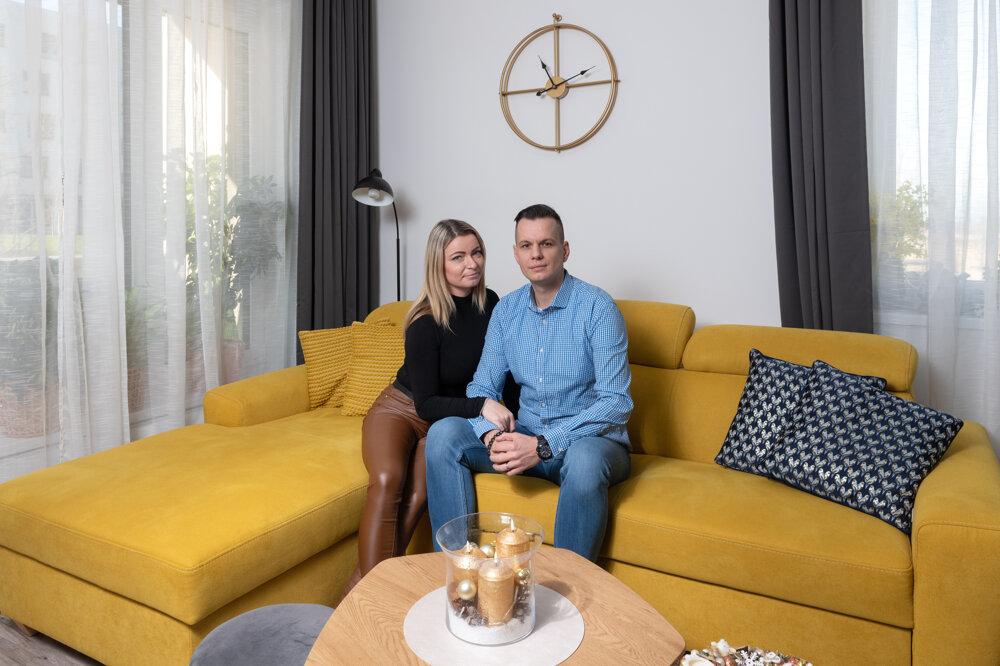 Dávid a Andrea Šimrákovci