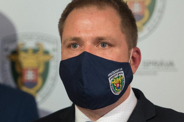 Prezident finančnej správy Jiří Žežulka.