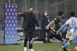 Gennaro Gattuso, tréner SSC Neapol.