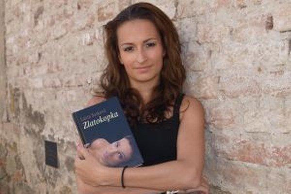 Lucia Sasková a jej úspešná Zlatokopka.