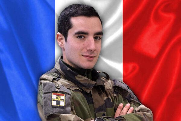 Jeden zo zabitých vojakov Dorian Issakhanian.