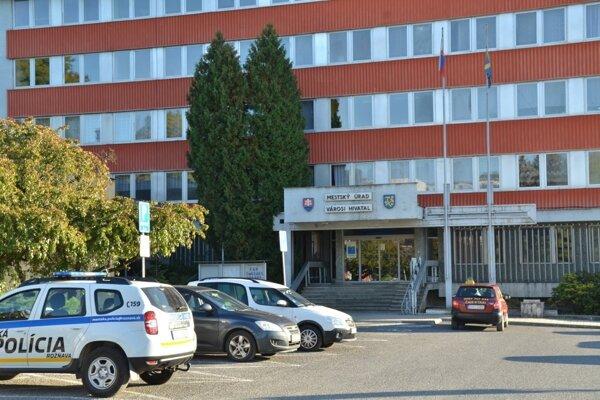Mestský úrad Rožňava.