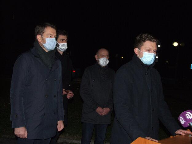 Peter Visolajský, šéf LOZ, vyzval lekárov, aby pomohli s testovaním..