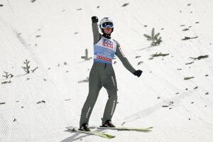 Kamil Stoch vyhral Turné štyroch mostíkov 2020/2021.