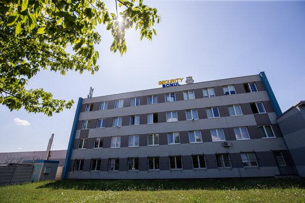 Budova Bonulu v Nitre.