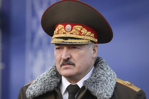 Alexander Lukašenko.