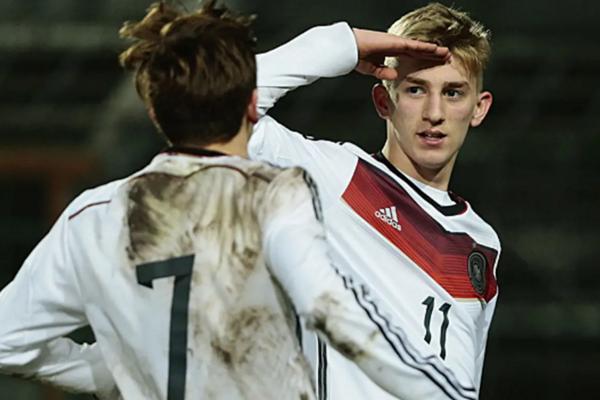 Sinan Kurt odohral v mládežníckych reprezentáciách Nemecka 29 zápasov, dal 6 gólov.