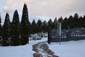 Obecný cintorín.