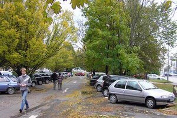 Podľa územného plánu môže objekt s parkoviskom vyrásť aj na Wilsonovom nábreží, kde je dnes záchytné parkovisko.