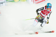 Petra Vlhová dnes ide obrovský slalom v stredisku Kranjska Gora, sledujte zjazdové lyžovanie - 1. kolo LIVE.