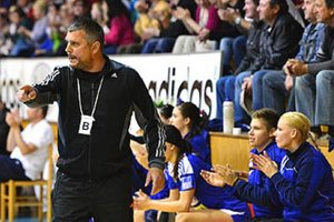 Zverenky trénera Petrikoviča dosiahli v sobotu hladké víťazstvo 30:21.