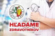 mesto Čadca hľadá zdravotníkov