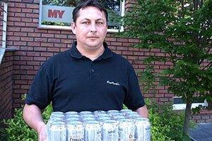 Po kartón piva Corgoň si prišiel František Finta z Jelenca, víťaz 10. kola.