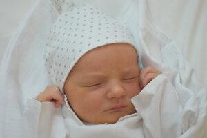 Aurora Elizabeth Juriková (3650 g, 50 cm) sa narodila 10. januára Izabele a Tomislavovi z Bojníc.
