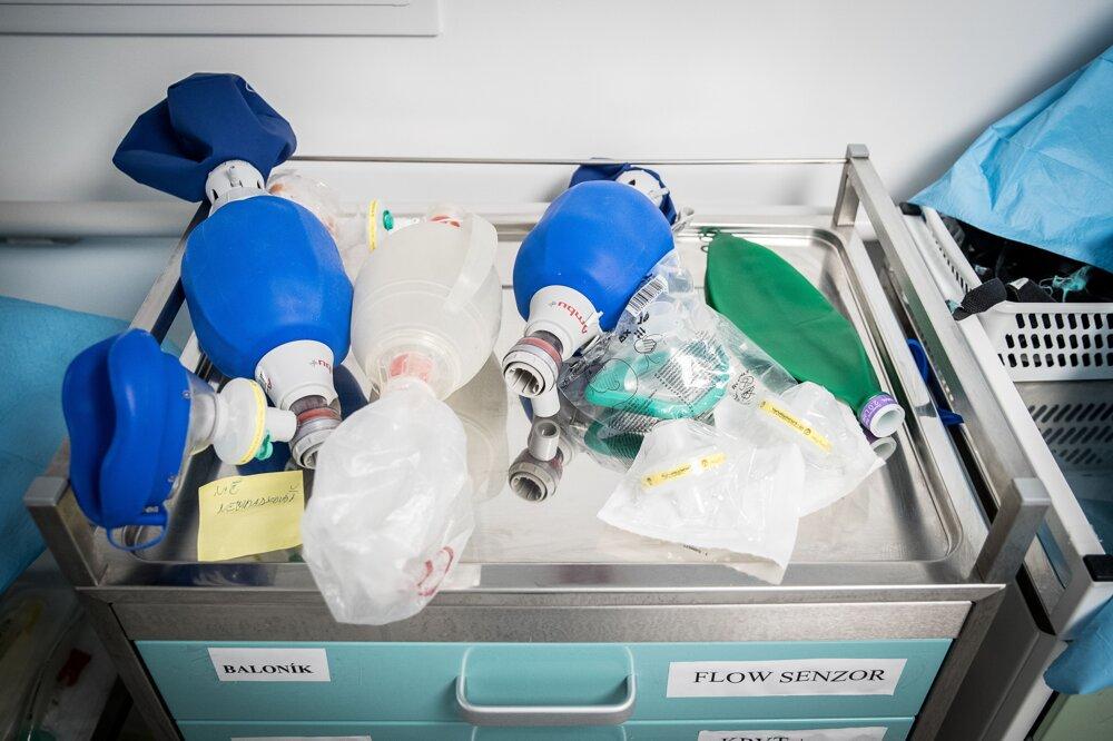 Dezinfekcia a dodržiavanie hygienických štandardov je na OAIM kľúčové.
