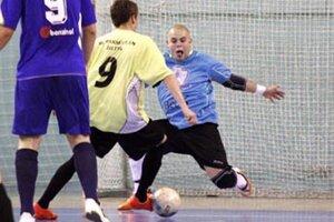 Adrián Velčický dostal iba jeden gól, ale MFsK prehral 0:4.