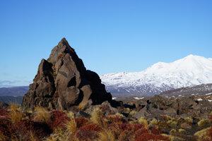 Okruh Tongariro patrí medzi najznámejšie novozélandské treky.