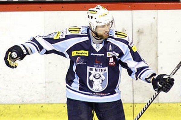 Miroslav Kováčik bol hrdinom pondelňajšieho večera. K víťazstvu 3:2 prispel dvoma gólmi a jednou asistenciou.