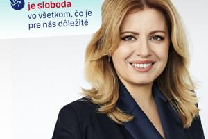 Tvárou očkovacej kampane je aj prezidentka Zuzana Čaputová