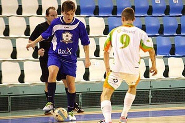 Oba góly Nitry strelil Adam Bratský.