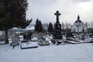 Cintorín v Námestove.