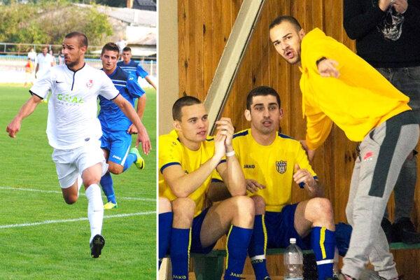 Bývalý futbalista druholigovej Serede je dnes trénerom Šoporne. Ešte nemá ani 30 rokov.