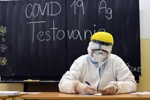 Od pondelka 15. februára sa východné Slovensko riadi podľa aktualizovaného COVID automatu.