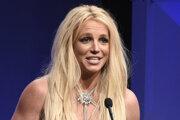 Americká speváčka Britney Spears.