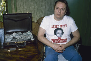 Larry Flynt v roku 1983