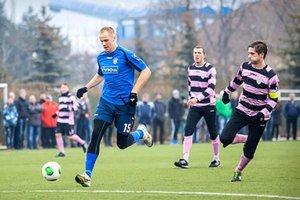 Navrátilec Karol Pavelka sa hneď v prvom prípravnom zápase Zlatých Moraviec so Skalicou uviedol dvoma gólmi.