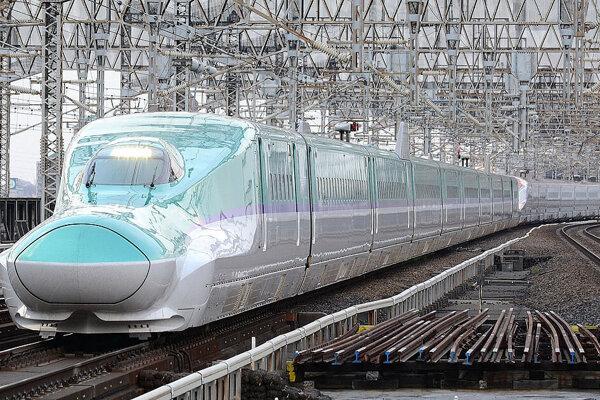 Shinkansen H5.