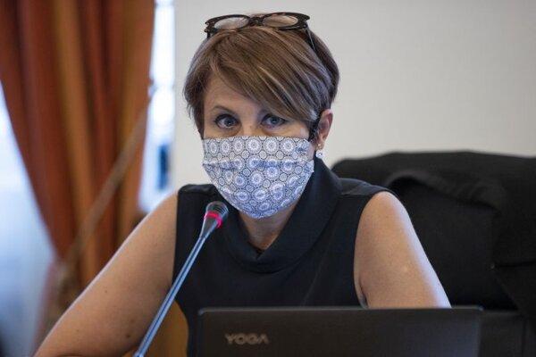 Marcela Kosová, sudkyňa Krajského súdu v Bratislave a členka Súdnej rady.