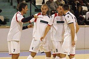 Víťazný pohár si vybojovali hráči piatoligových Čeľadíc.
