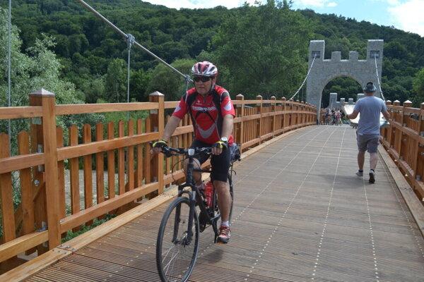 Cyklisti sa po dobudovaní úseku dostanú plynulo z Prešova do Sabinova.