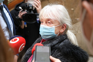 Epidemiologička Mária Avdičová pred rokovaním