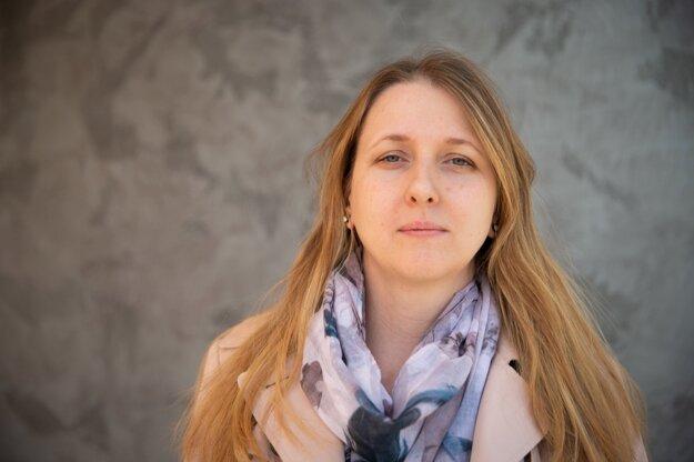 Zuzana Krišková, predsedníčka organizácie Ženské kruhy
