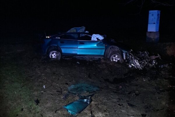 Mladík prišiel pri nehode o život.