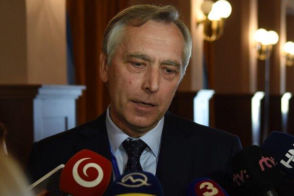 Expredseda KDH Ján Figeľ.