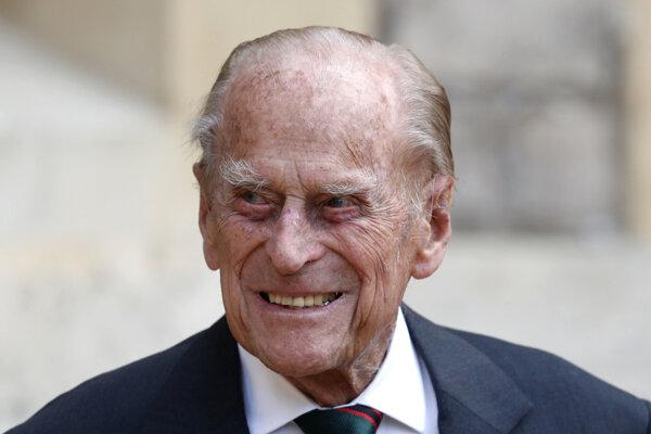 Princ Philip oslávi 10. júna storočnicu.