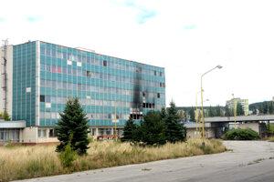 Areál podniku Mlyn Košice ešte v roku 2017.