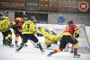 V Leviciach strelili Topoľčany iba jeden gól.